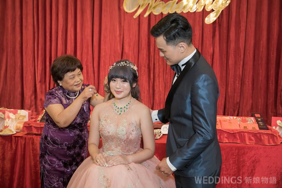 珠寶租借,鑽石家,翡翠,新娘造型,珠寶,文定造型