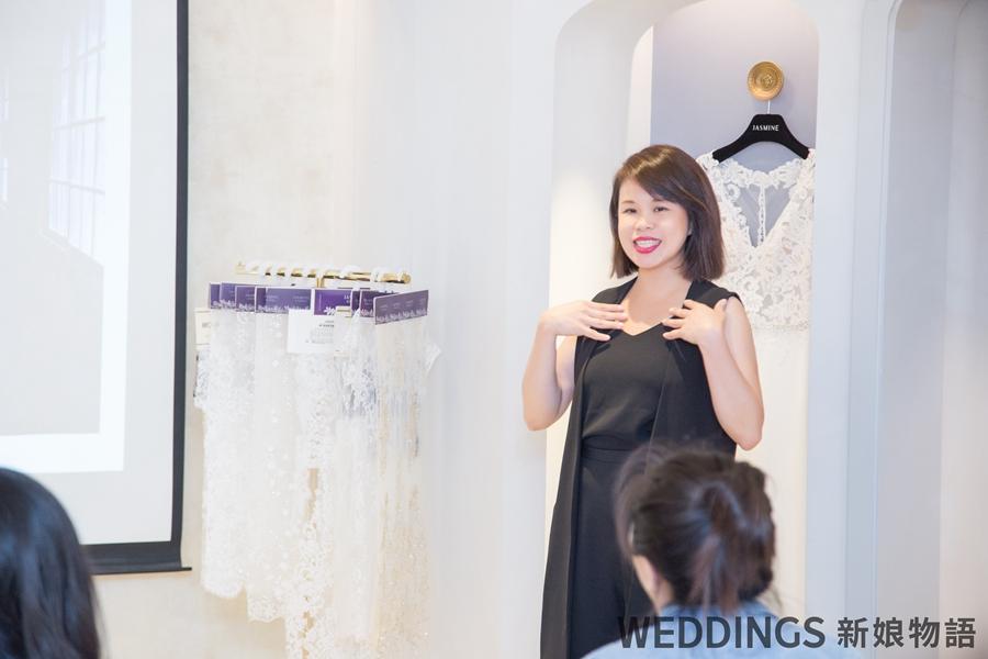 JASMINE GALLERIA,訂製婚紗,禮服,白紗,婚紗禮服,新娘禮服
