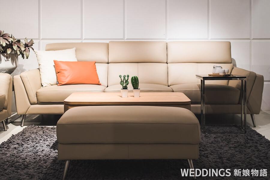詩肯柚木,詩肯居家,新婚,套房,小宅風格,居家生活,家具,推薦