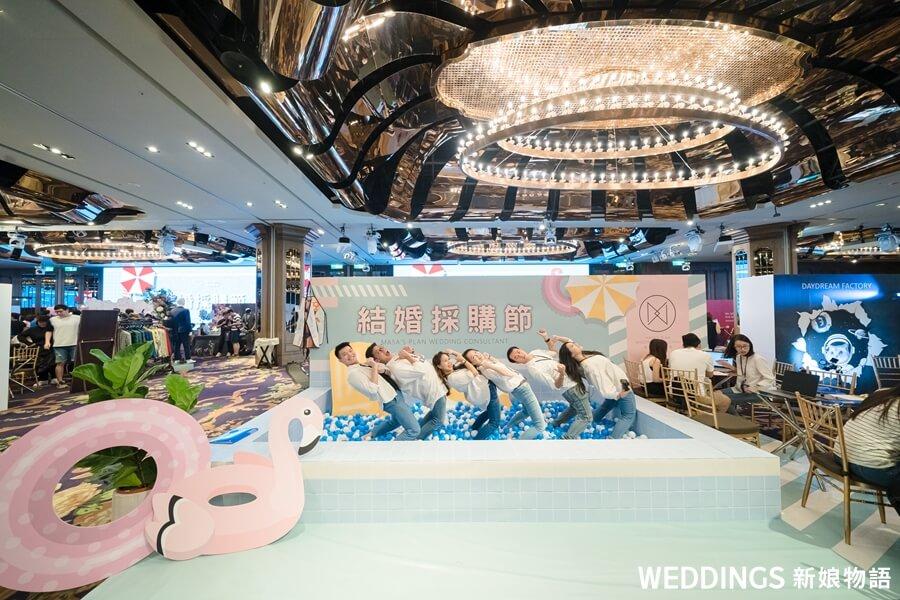台中萊特薇庭,台南雅悅會館,新娘物語,結婚採購節,辦婚禮,高雄林皇宮,新莊頤品,八德彭園婚宴