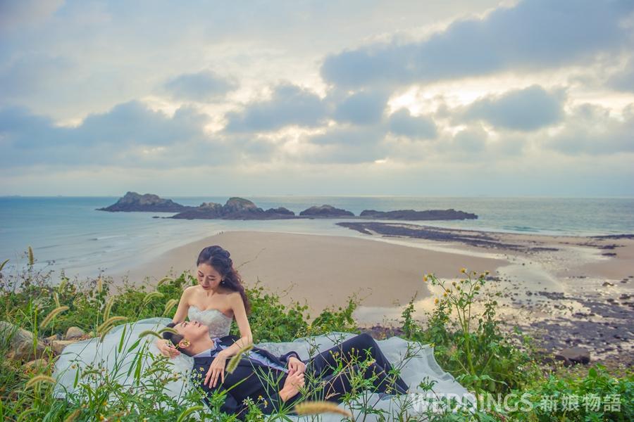 馬祖拍婚紗,旅拍婚紗,外島婚紗,馬祖婚紗,台灣婚紗景點