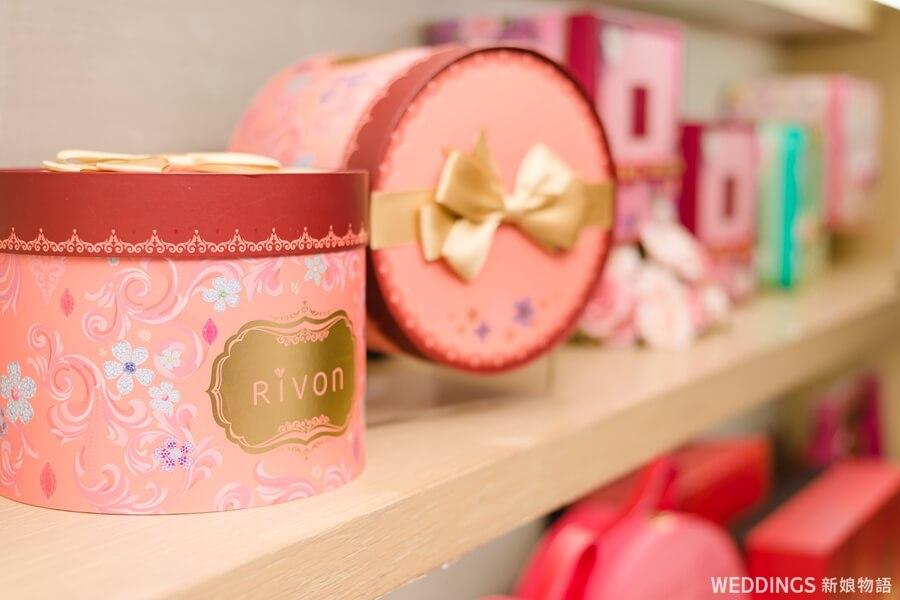 喜餅,喜餅推薦,禮坊,蜜糖可可,禮盒,婚禮,珊瑚紅