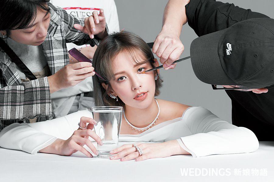 袁艾菲,袁艾菲老魚,袁艾菲結婚,袁艾菲老公,新娘物語,雜誌封面,封面人物