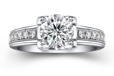 結婚戒指,戒指推薦,京華鑽石,鑽石,鑽戒,車工