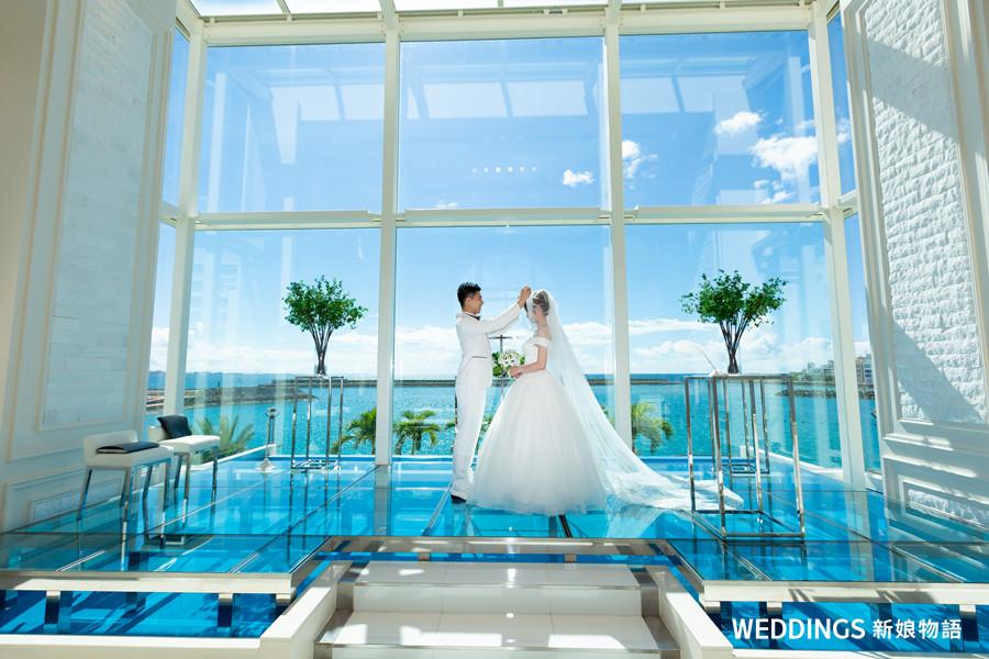 海外婚禮,婚宴派對,沖繩,愛思禮婚禮,教堂證婚,沖繩婚禮
