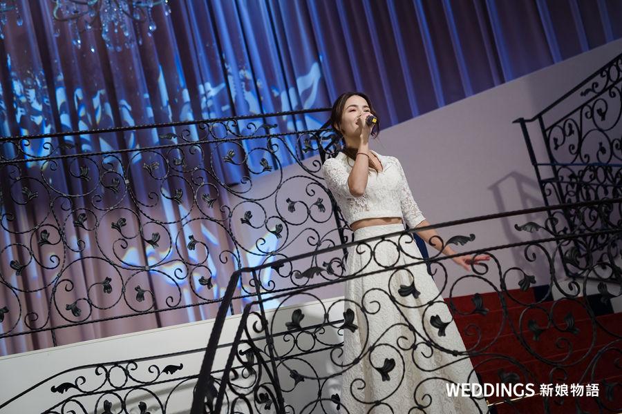 婚禮樂團,聖立音樂,婚禮音樂,婚禮樂團推薦,新莊典華,法蘿廳