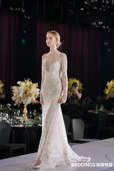 Alisha&Lace,婚紗禮服,婚紗,禮服,摯愛盛典,禮服走秀
