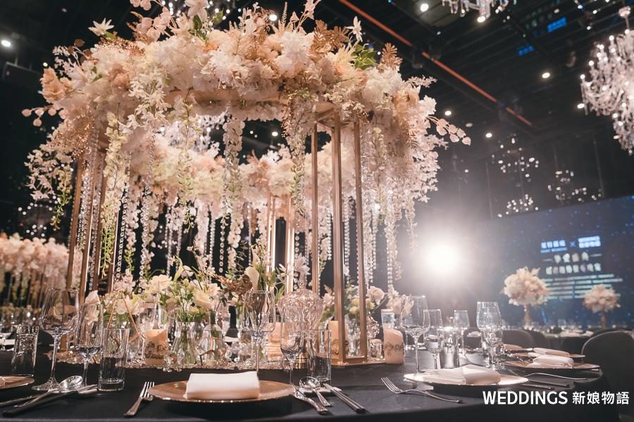 婚佈,TIGER WEDDING,泰格爾,新娘物語,摯愛盛典,婚禮佈置