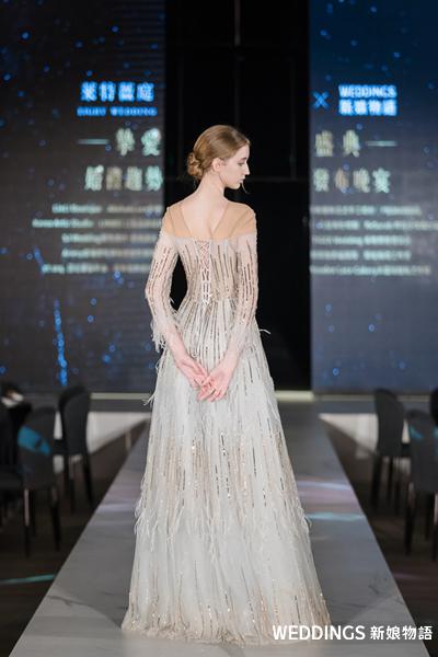 LINWEI,婚紗禮服,婚紗,禮服,摯愛盛典,禮服走秀