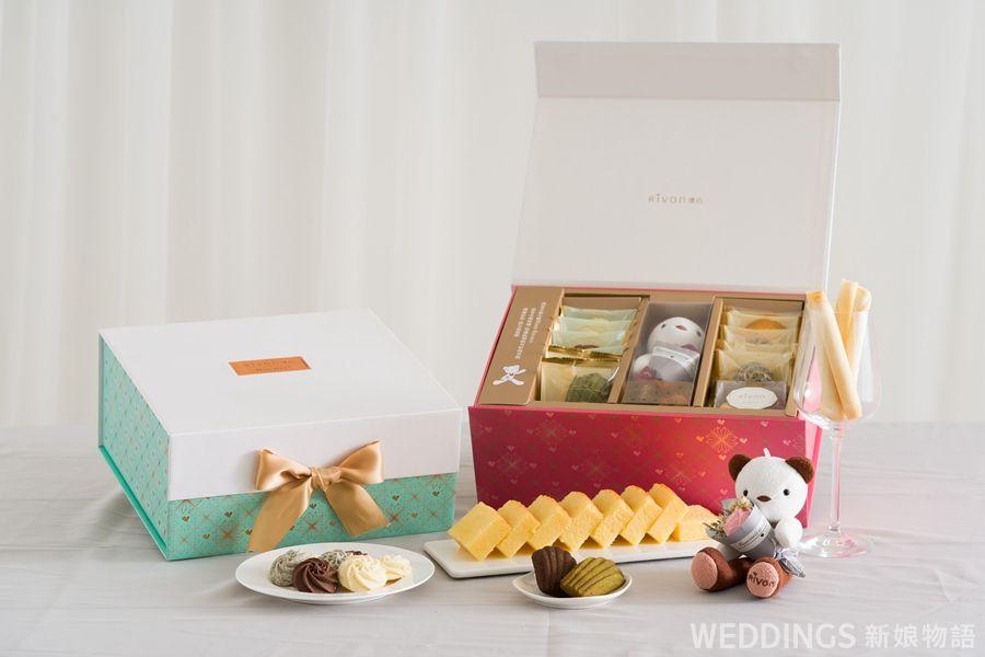 喜餅,喜餅推薦,婚禮,小白,幸福捧花洛可可熊,捧花,禮服,禮盒,部落客