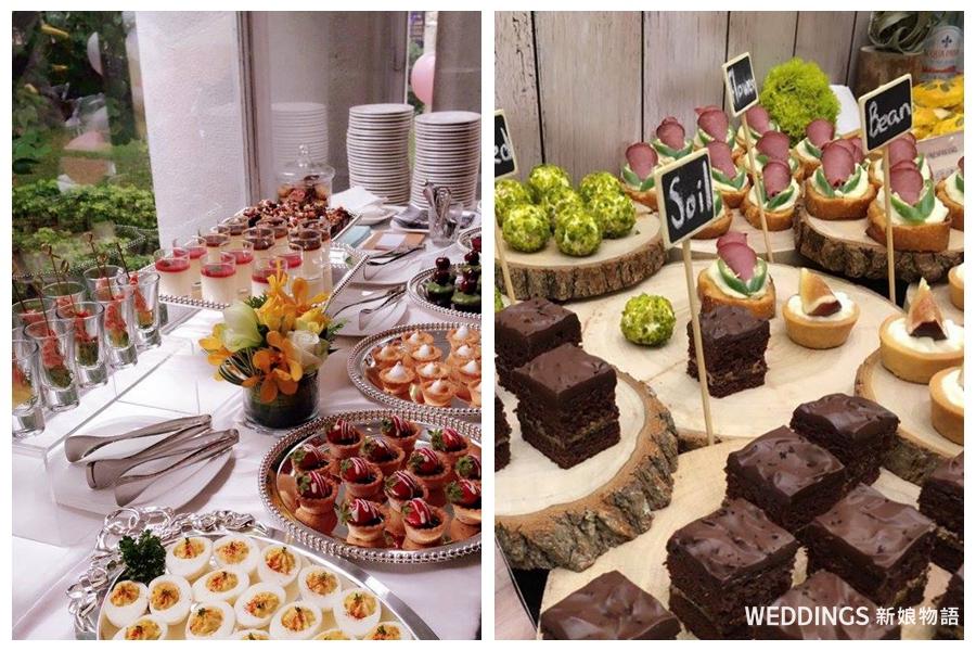Miss V Bakery,台北婚宴外燴,婚宴外燴,客製婚宴餐點