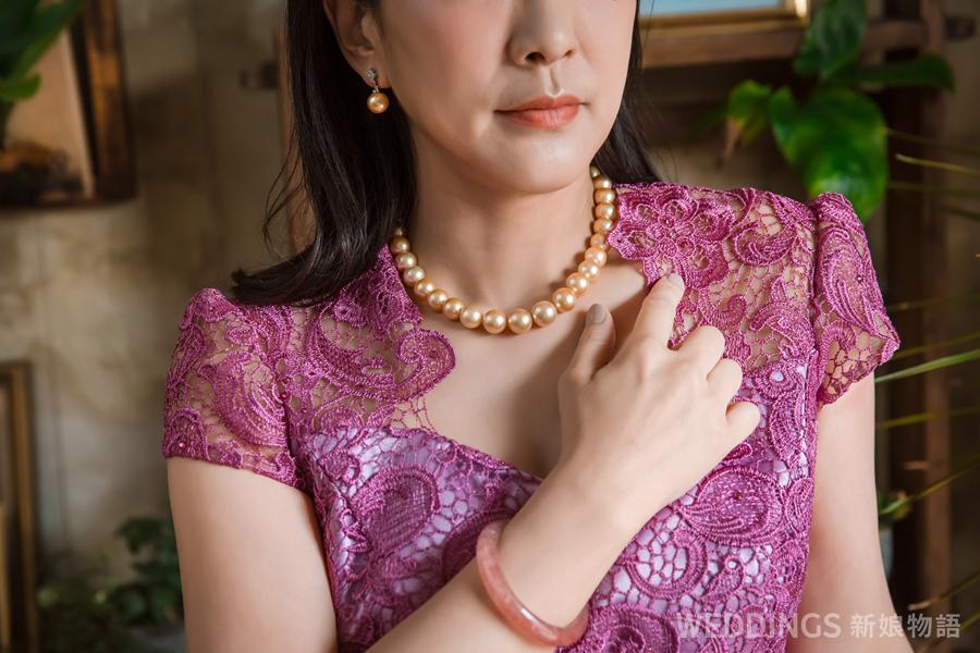 珠寶租借, 結婚珠寶,珍珠,翡翠,項鍊,金飾,,鑽石家