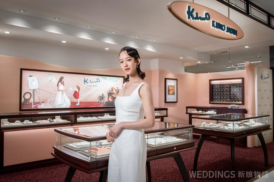 K.UNO,日本婚戒,珠寶訂製,婚戒訂製,迪士尼婚戒,孟耿如