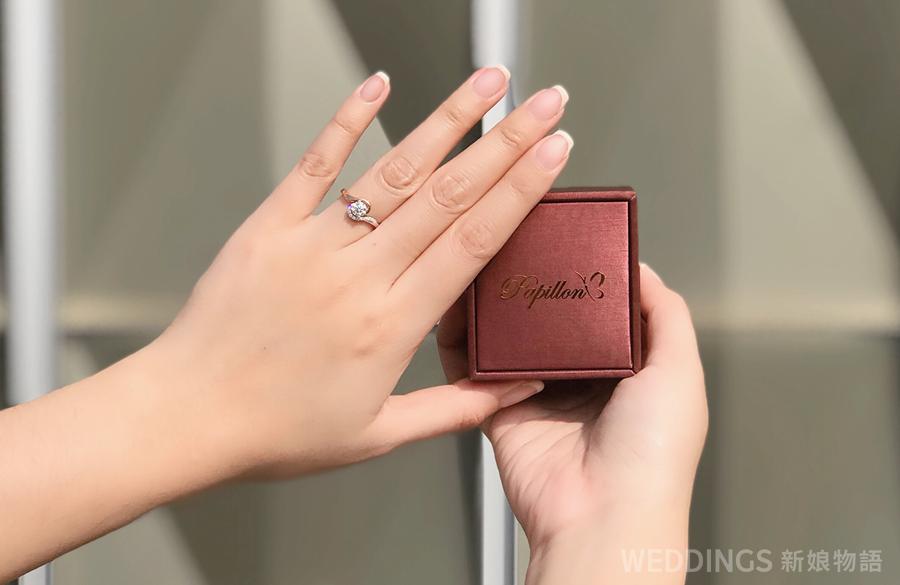 結婚對戒,結婚戒指,鉑金,白金,玫瑰金