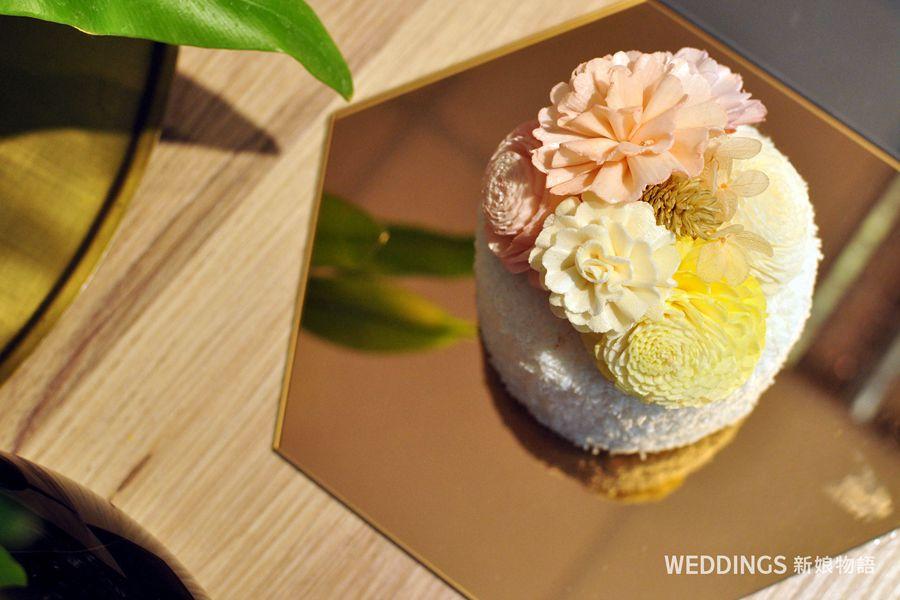 台中婚禮佈置,婚禮佈置,婚禮小物,悅驄花藝館,蛋糕香氛花禮