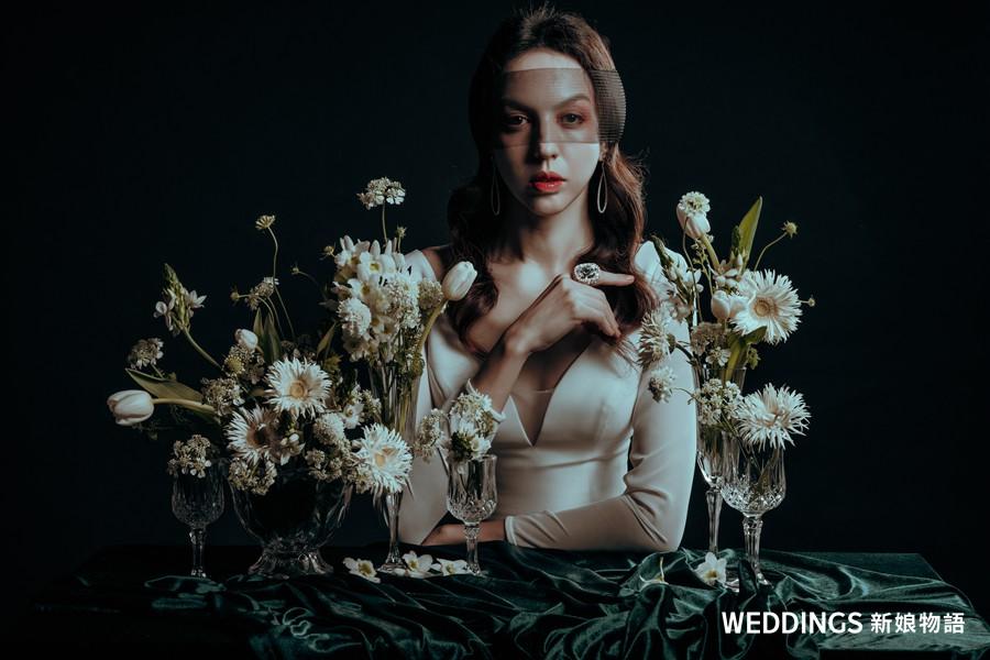 Sony,良大,婚紗攝影,珠寶,禮服,花藝,Sony相機,SWAROVSKI