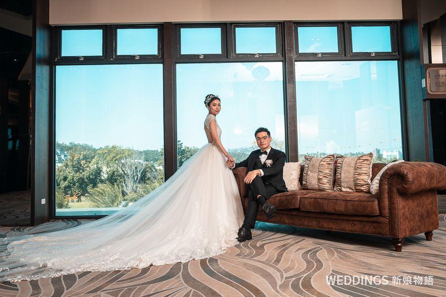 婚禮分享,新人婚禮心得,桃園婚禮場地,晶麒莊園,桃園教堂婚禮