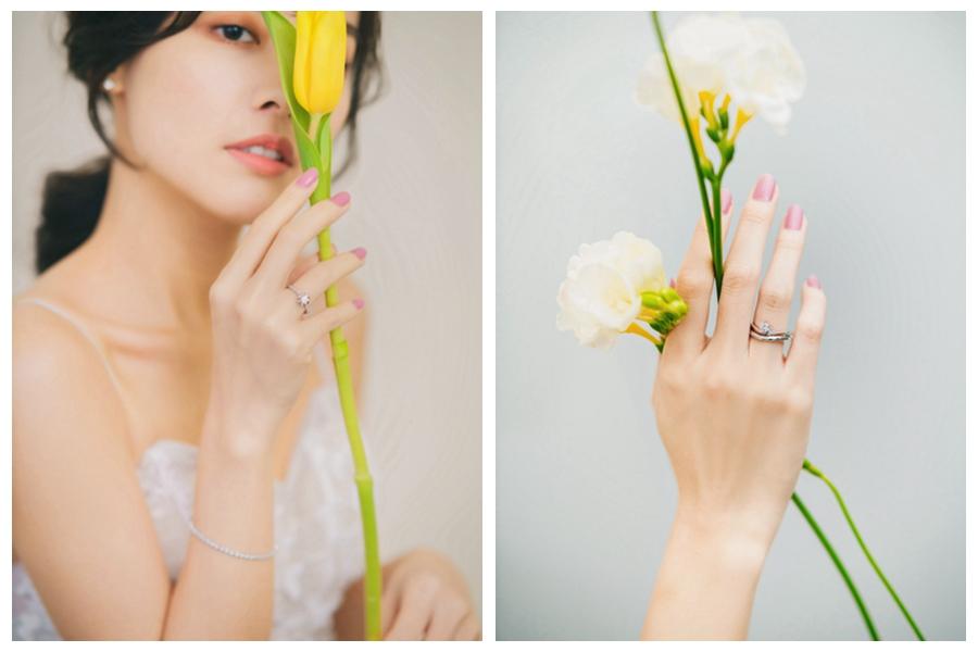 新娘物語雜誌,蘇菲亞珠寶,婚戒