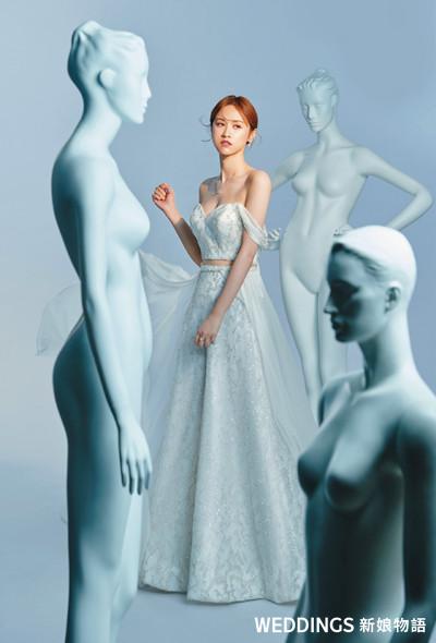 吳姍儒,Sandy,吳姍儒婚紗,新娘物語,封面人物