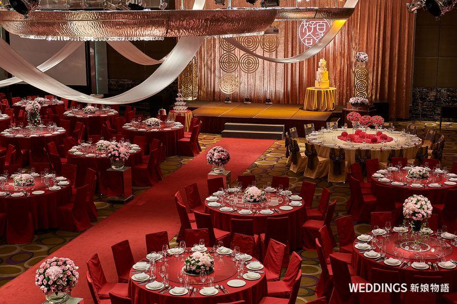 2020婚宴精選,五星級飯店,台北君悅酒店,台北婚宴,台北婚宴場地