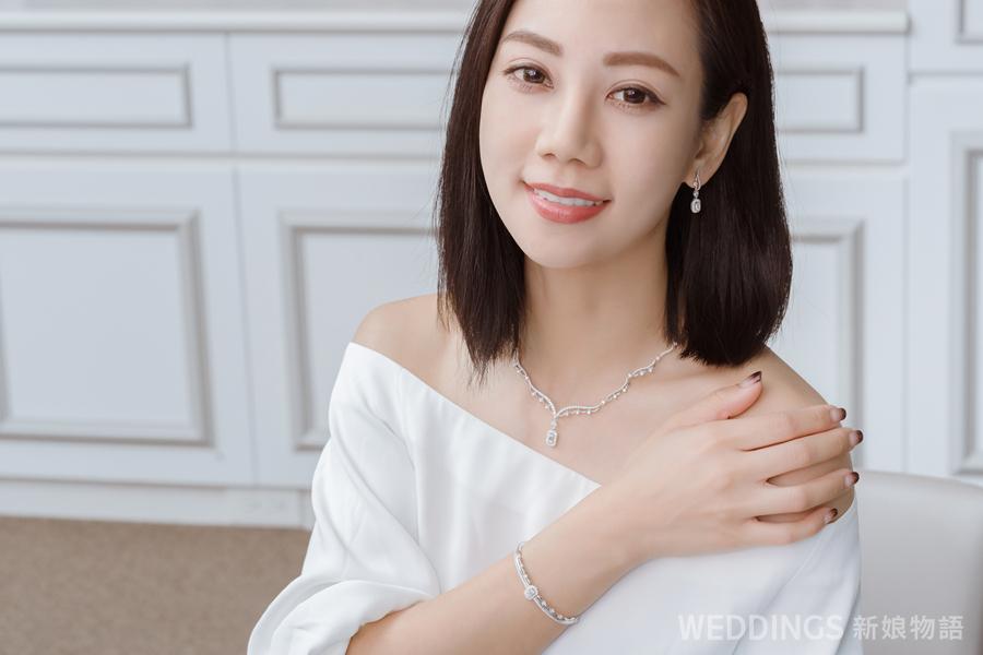 新娘物語雜誌,婚戒,京華鑽石