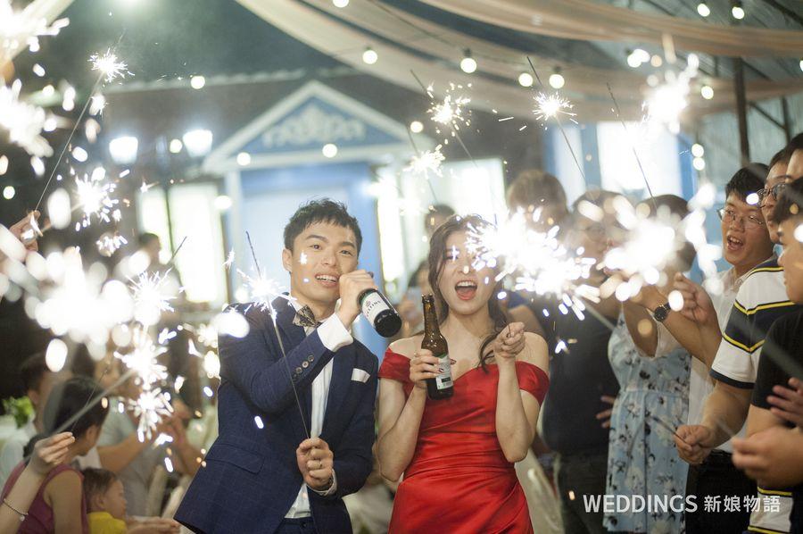 2020婚宴精選,台中戶外婚禮,婚宴精選,築夢地,築夢地戶外婚禮場
