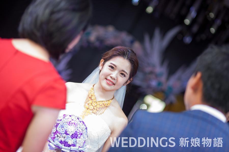 新娘物語,婚戒