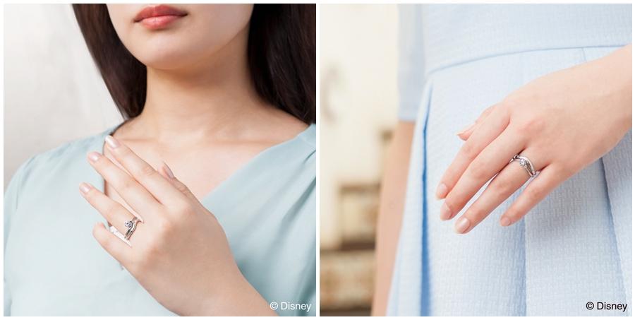訂製珠寶,迪士尼珠寶,客製化,K.UNO,婚戒