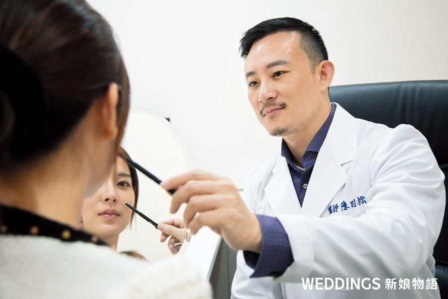醫美,醫美 推薦,醫美療程,藝術面雕,肉毒桿菌,光澤診所,陳昭松