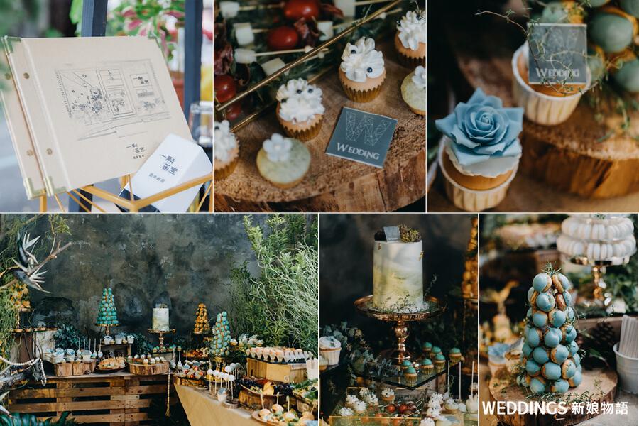 婚佈,婚禮,戶外場地,IANDI,戶外婚禮,美式婚禮