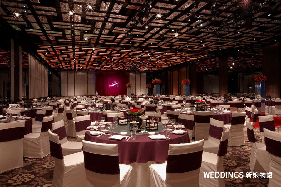 婚禮,婚宴,婚禮場地,婚宴場地,台南五星級飯店,頂級婚禮