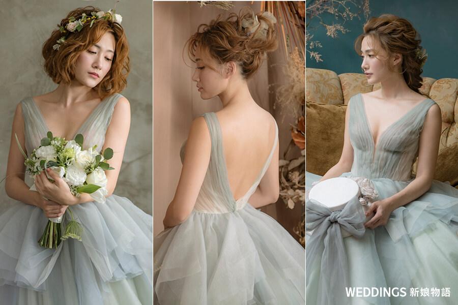 新娘髮型,新娘秘書,皇冠,花朵,新娘造型,頭紗造型,中國風新娘髮型