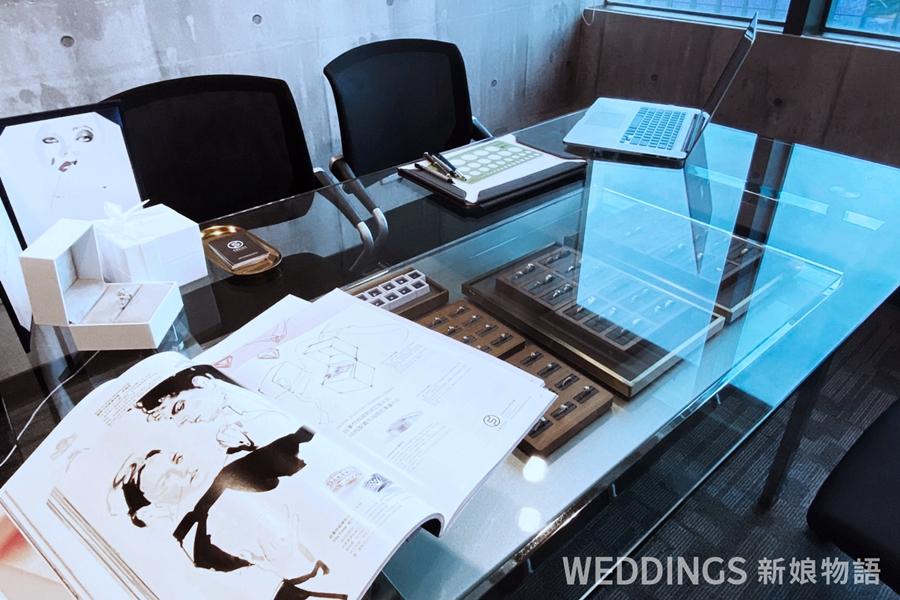 婚戒,結婚戒指,鑽戒,訂製戒指,客製化戒指 推薦,研式珠寶