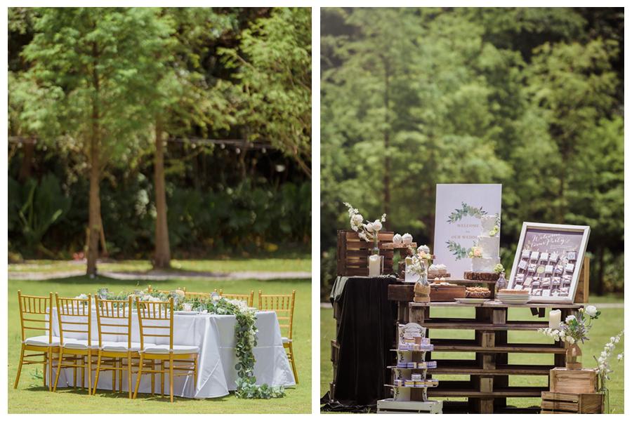 新娘物語,青青食尚,婚禮佈置,台北婚宴