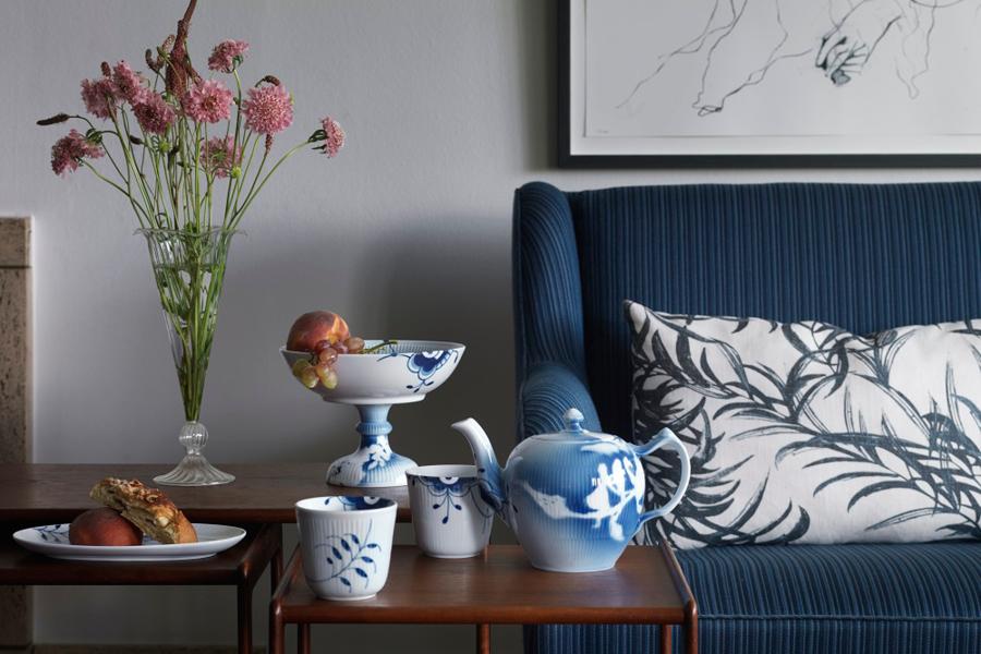 皇家哥本哈根,山蘭居,居家生活,餐具,新居送禮,質感餐盤