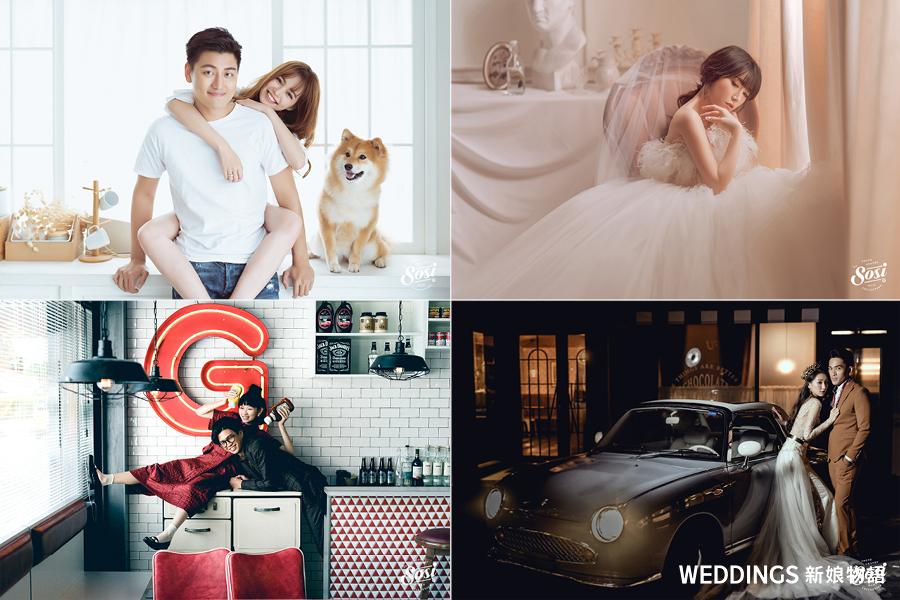 新娘物語,封面人物,KIMIKO,婚紗禮服,明星婚紗,好拍市集