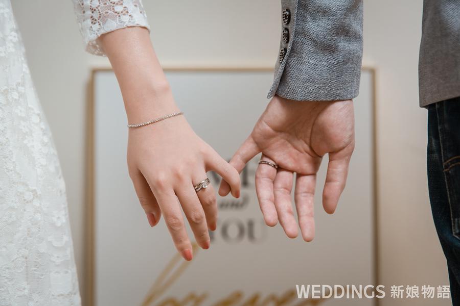 新娘物語,封面人物,KIMIKO,名人婚紗,婚戒,festaria