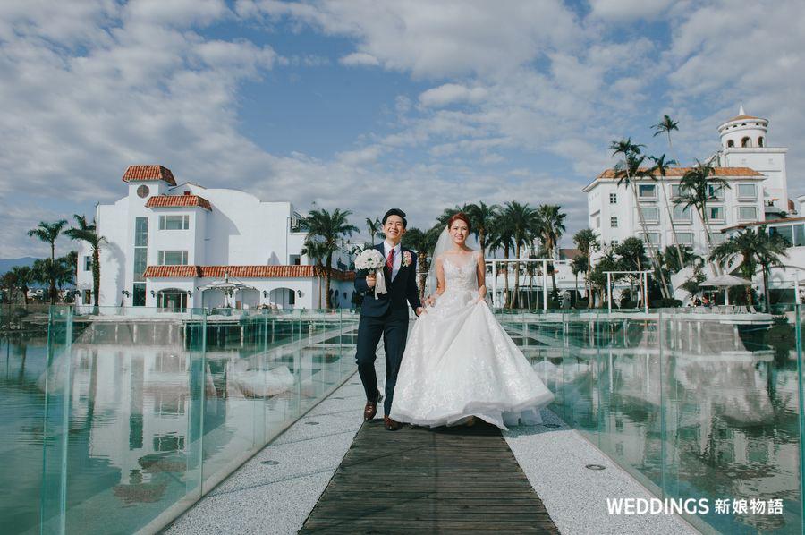 宜蘭婚宴,水教堂,冬山河渡假飯店