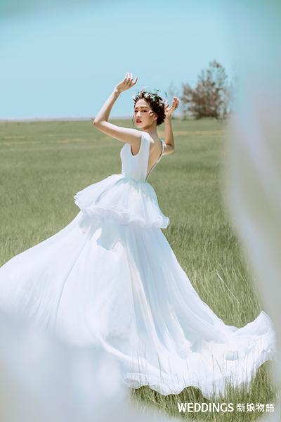 婚紗禮服,禮服出租,台南禮服出租,婚紗推薦,新娘婚紗禮服,HermosaWedding