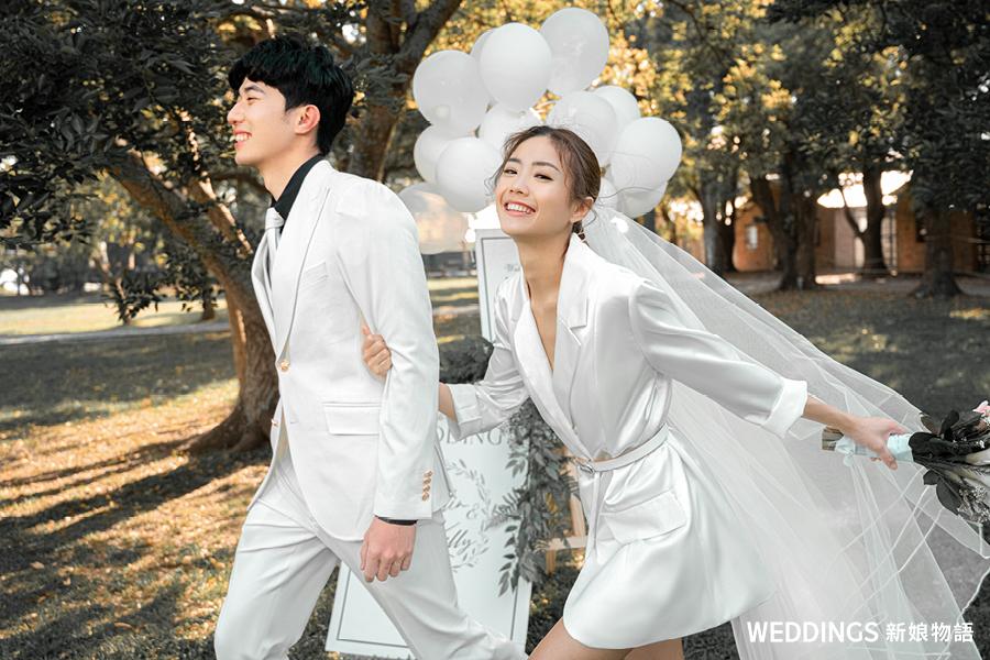 新娘物語,封面人物,KIMIKO,新娘造型,婚紗禮服,華納婚紗