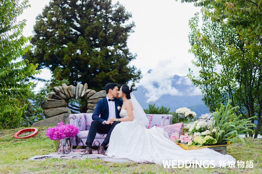 雲端上的婚禮,梨山,梨山耶穌堂,泰雅族,成年禮,婚紗景點,聯合婚禮,中橫公路
