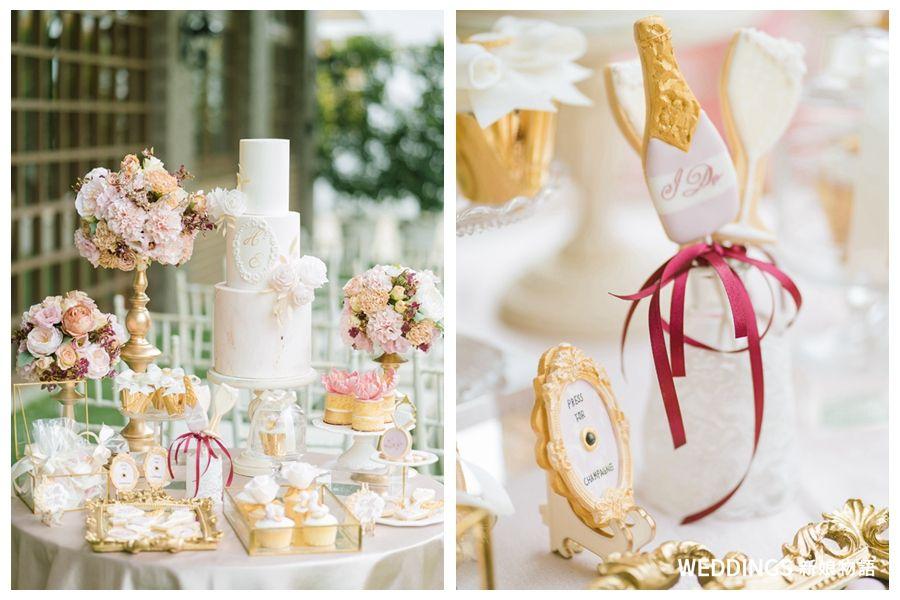 婚禮佈置,戶外婚禮,戶外婚禮佈置,粉色婚禮佈置,花LALA 婚禮訂製模組,青青格麗絲莊園