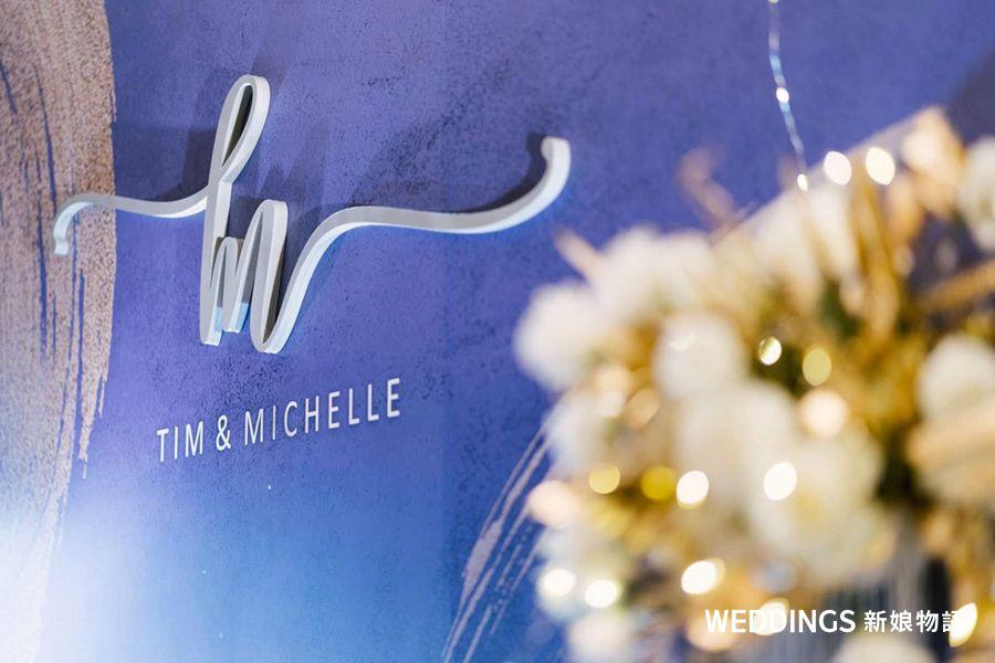 真言文創,婚禮佈置,紙花佈置,紙花,巨型紙花佈置