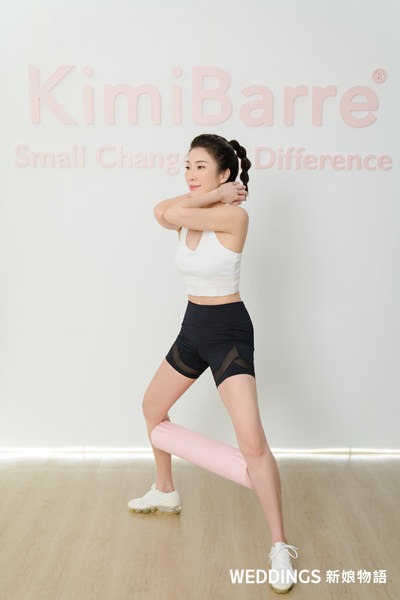 KimiBarre,KIMIKO,塑身,瘦腰,健腹,美型運動