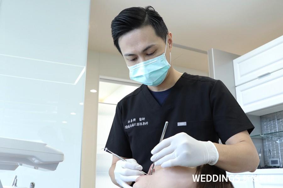 敏感性牙齒,牙齒矯正,缺牙,艾康牙醫,牙醫診所,林泰興醫師,隱形牙托