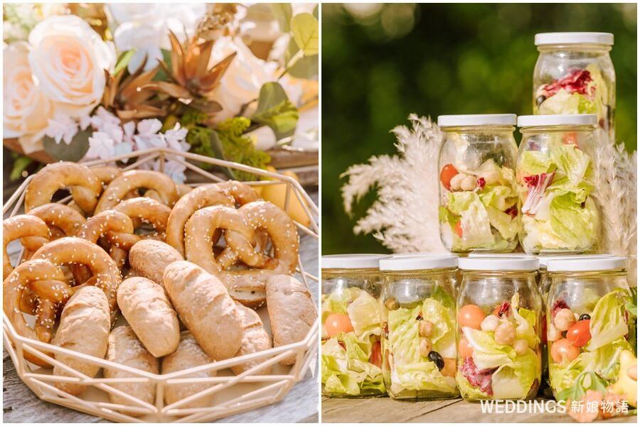 BBQ,BBQ婚禮,台北戶外婚禮,野餐婚禮,青青食尚花園會館