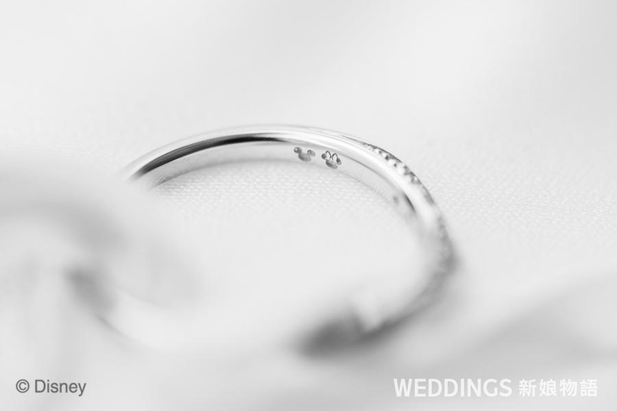 婚戒,kuno,迪士尼婚戒,disney,結婚戒指,鑽戒