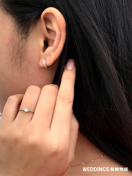 法蝶珠寶,婚戒,耳環,輕珠寶,蝦皮,momo,鑽戒