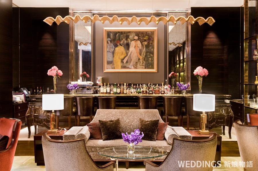 台灣蜜月,飯店推薦,大倉久和,珍珠酒吧