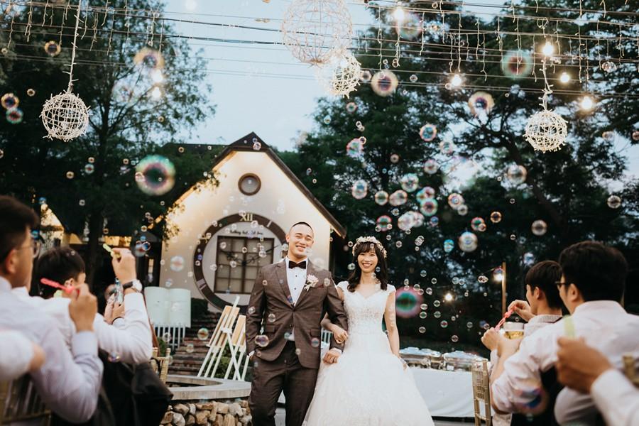 台中戶外婚禮,心之芳庭,心之芳庭婚宴,戶外證婚,戶外婚禮推薦,歡沁會館